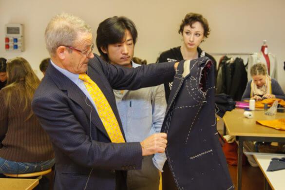 La scuola dei mestieri del made in  Italy