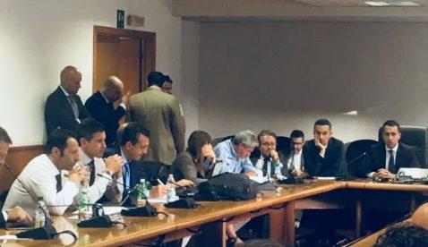 Avv.Rotondi al tavolo trattativa con Di Maio