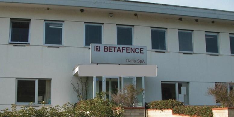 Stabilimento di Betafence