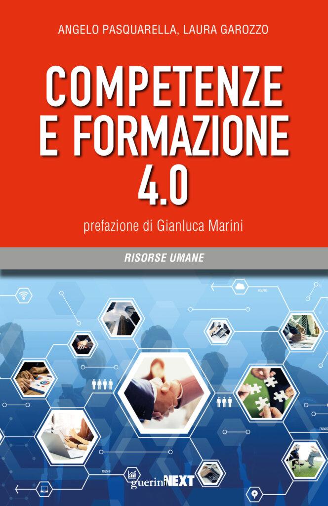 """Copertina libro """"Competenze e formazione 4.0"""""""