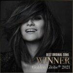 """Laura Pausini vince il Golden Globe 2021. """"Io si"""" trionfa come miglior canzone originale. Orgoglio italiano"""