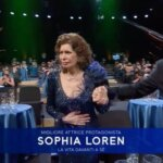 "Sophia Loren: ""Non so se sarà il mio ultimo film"". L'emozione ai David Di Donatello 2021 (Video)"