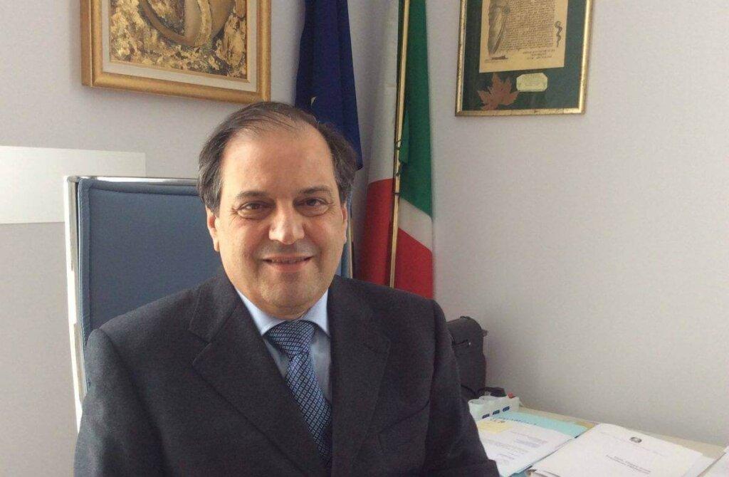 Filippo Anelli, presidente della Federazione degli Ordini dei Medici in una foto