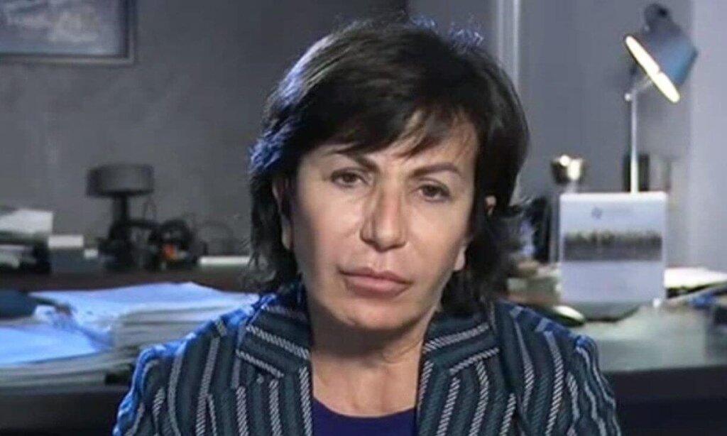 Maria Rita Gismondo, direttrice del Laboratorio di Microbiologia clinica, Virologia e Diagnostica delle bioemergenze dell'ospedale Sacco di Milano in una foto