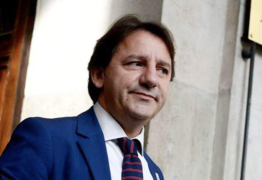 Il presidente dell'Insp Pasquale Tridico in una foto